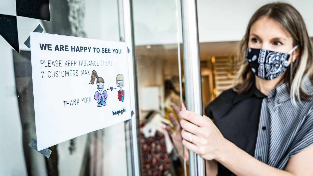 What Will The Post-Pandemic Future Of Fashion Retail Look Like?