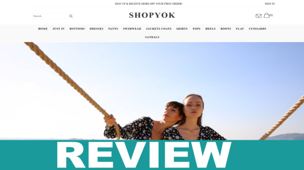Shopyok.com Reviews [June] Is This a Scam Site?