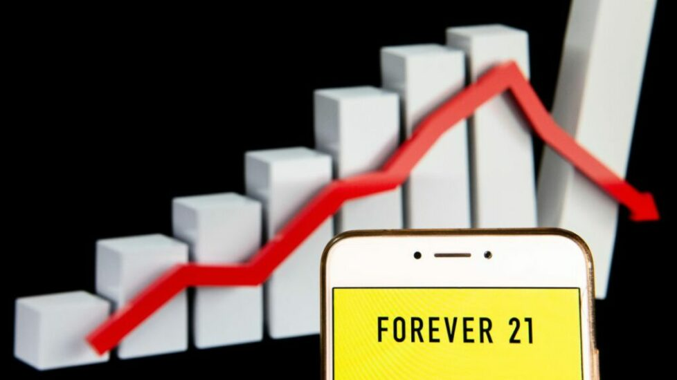 Forever 21 Returns To The UK Market Online, Months After Administration