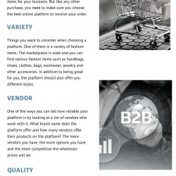 How to choose the best b2b platform