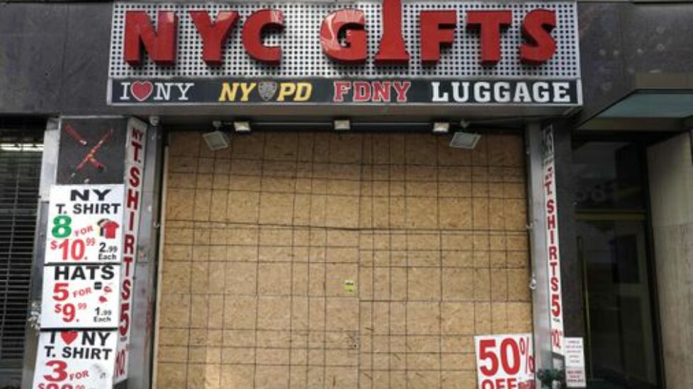New York City's Shops Cautiously Reopen After Months on Lockdown